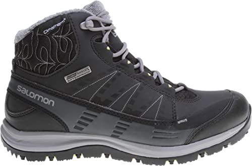 Salomon Women's Kaina CS Waterproof W Snow Boot