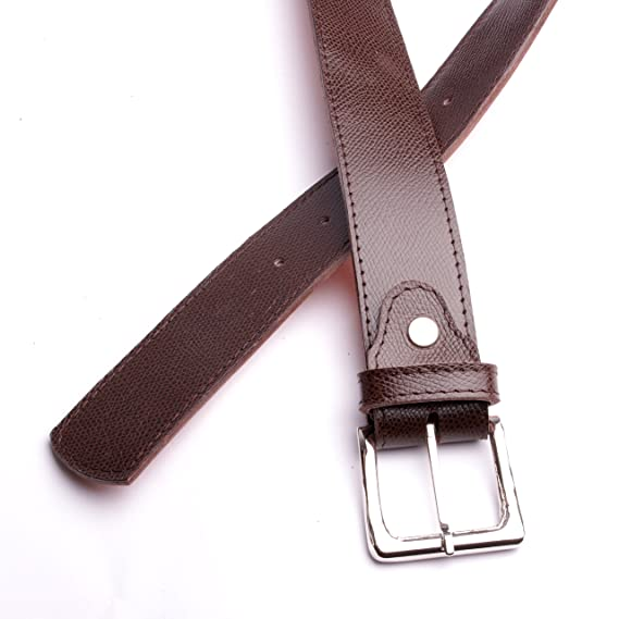 06d41cbb408 Ceinture cuir marron luxe et classique hommes