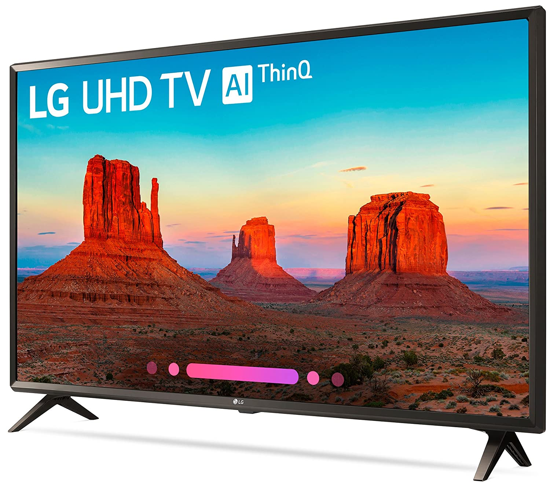 LG Electronics 49UK6300PUE Televisor 4K Ultra HD Smart LED de 49 ...