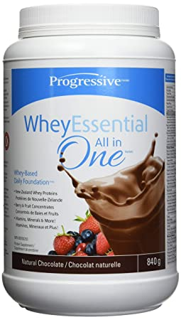 Amazon.com: Progressive WheyEssential All in One Natural Chocolate, 840 g: Health & Personal Care