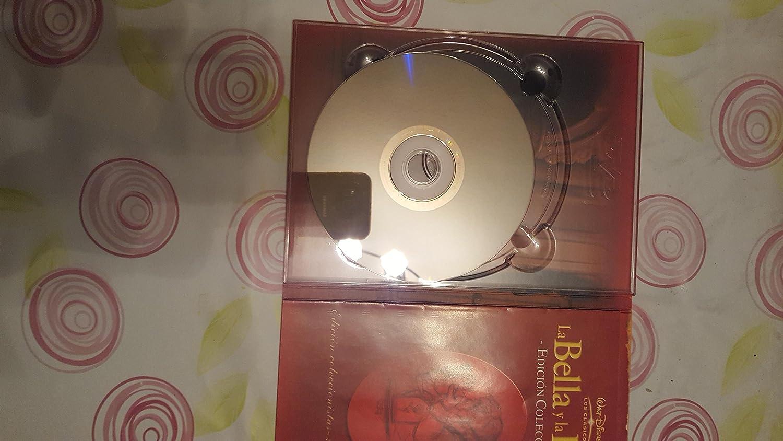 La Bella y la Bestia (Edicion Coleccionistas 2 Discos) [DVD]: Amazon.es: Amazon.es