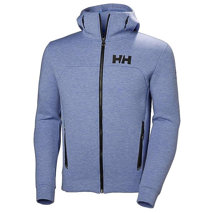 Helly Hansen HP Ocean FZ Hoodie Sudadera, (Azul 509), X-Large (Tamaño del Fabricante:XL) para Hombre: Amazon.es: Ropa y accesorios