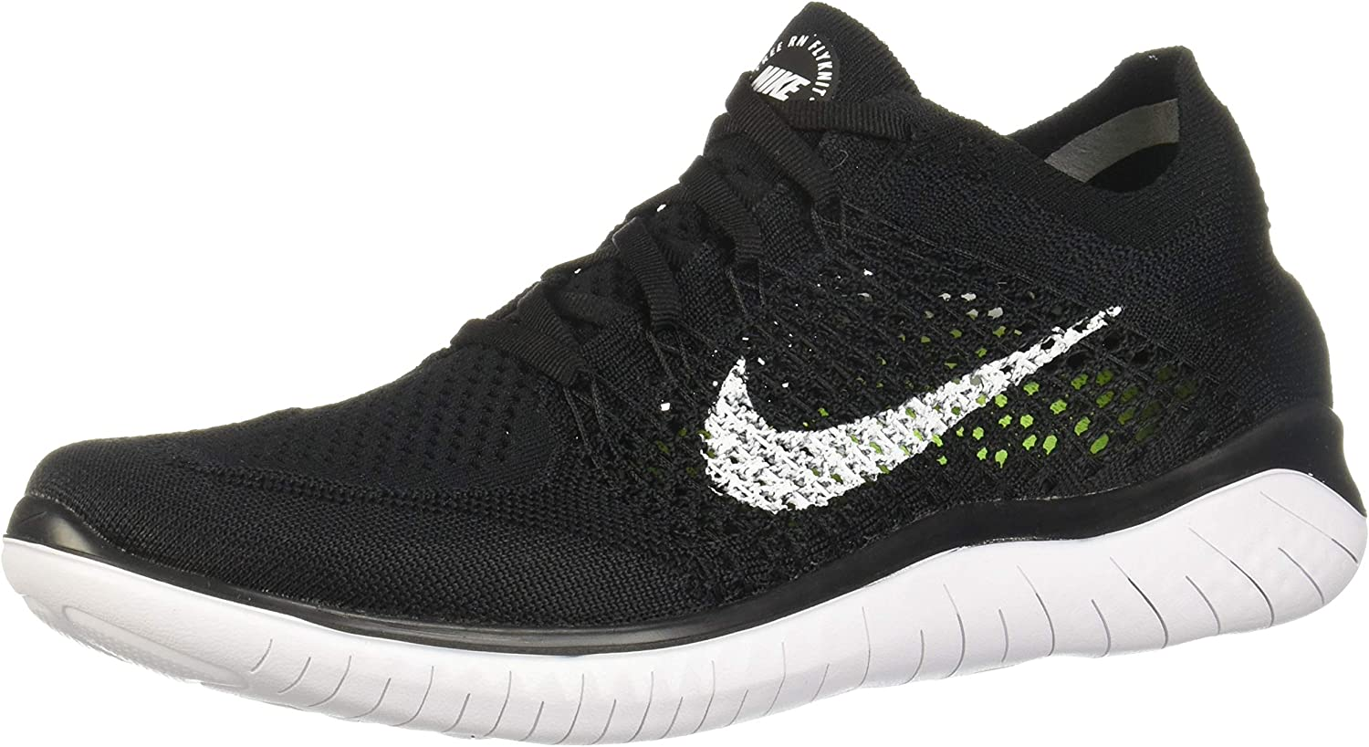 Nike Men s Free RN Flyknit Running Shoe