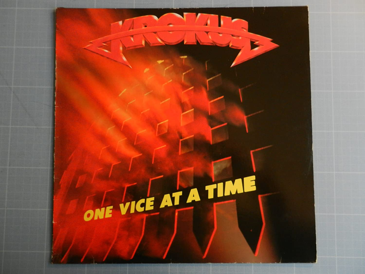 One Vice at a Time [12 inch Analog]                                                                                                                                                                                                                                                    <span class=