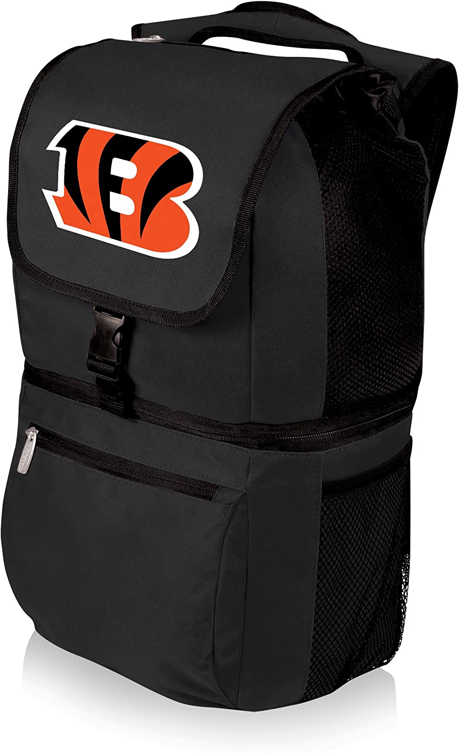 NFL Zuma Insulated Cooler Backpack, Cincinnati Bengals