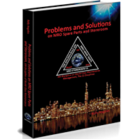 Problems and Solutions on MRO Spare Parts and Storeroom: 6th Discipline on World Class Maintenance Management, The 12 Disciplines (English Edition)
