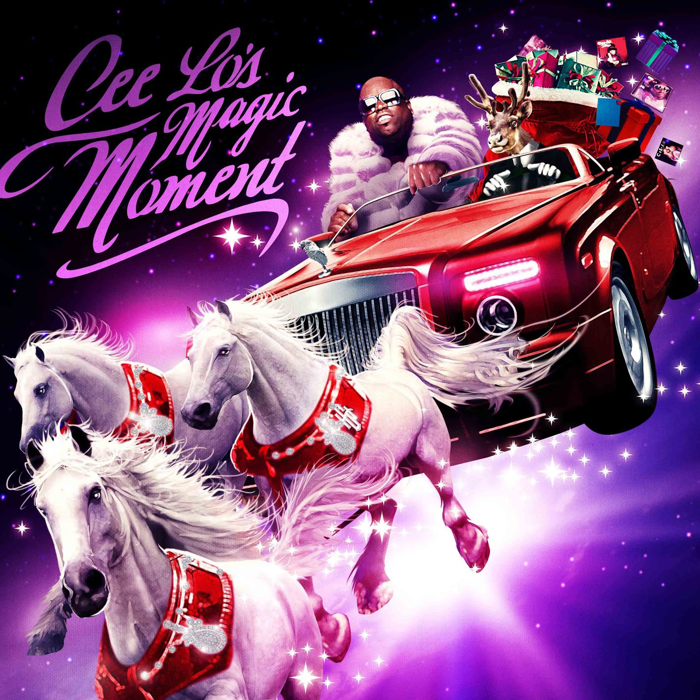 Cee Lo Green - Cee Lo's Magic Moment - Amazon.com Music