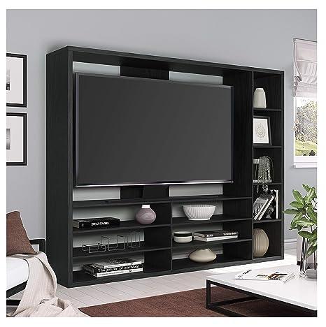 Amazon Com Mainstays Entertainment Center Tvs Up To 55 Ideal Tv