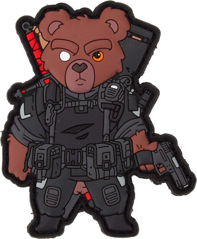 /belthazor by hiwez TACOPSGEAR Tactical Teddy Patch/