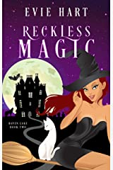 Reckless Magic (Haven Lake Cozy Mysteries Book Two) Kindle Edition