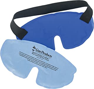 product image for Core Products Dual Comfort Corpak Hot Cold Therapy, Eye Mask Compress, No Frost, Nontoxic, Includes Strap