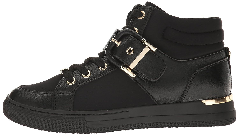 ALDO Women's Annex Fashion Sneaker B01MS0ADPT 8.5 B(M) US|Black Synthetic