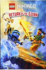 Return of the Djinn (LEGO Ninjago - Masters of Spinjitzu) Hardcover