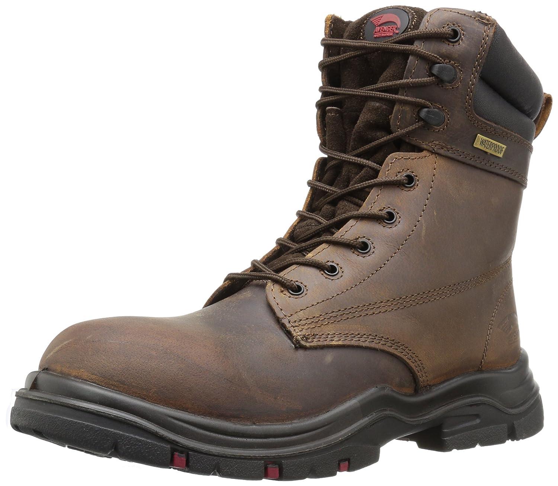 Avenger Safety Footwear メンズ ブラウン 10 2E US 10 2E USブラウン B01ERH18PC
