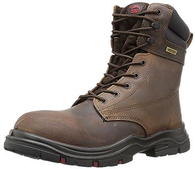 8eeac8f7d16 Avenger Safety Footwear Men's 7266 8
