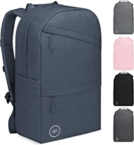 Simple Modern Legacy Backpack with Laptop Compartment Sleeve - 15L Travel Bag for Men & Women College Work School -Deep Ocean