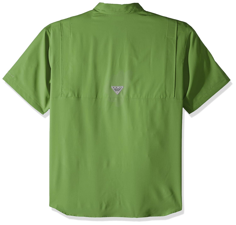 Columbia Mens Tamiami II Slim Fit Short Sleeve Shirt