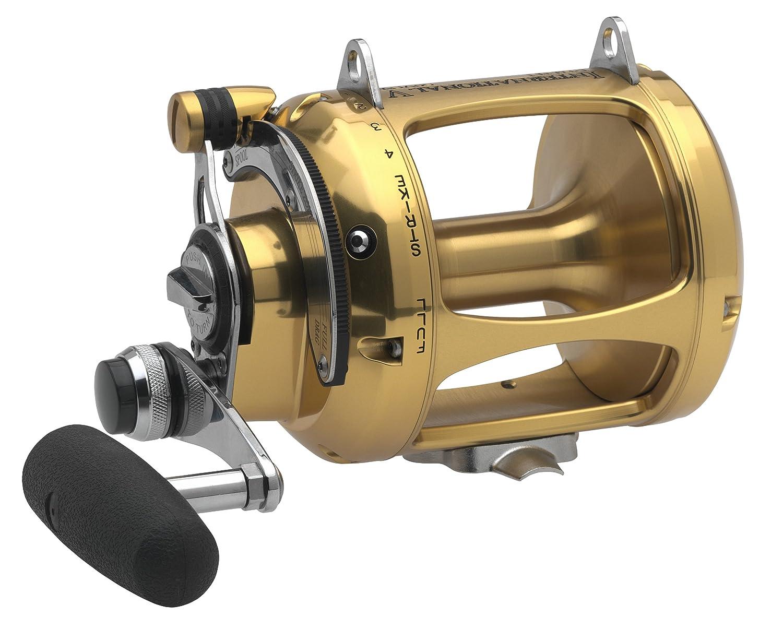 Penn international 80vsw 2 speed saltwater fishing reel ebay for Fishing reels ebay