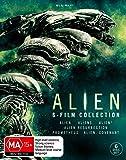 Alien: 6-Film Collection (Alien / Aliens / Alien 3 / Alien Resurrection / PromeTheus / Alien: Covenant) (Blu-ray)