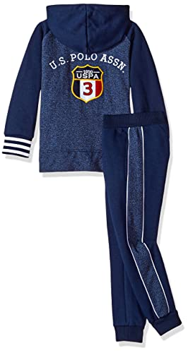 Boys 2 Piece Jog Set U.S Polo Assn