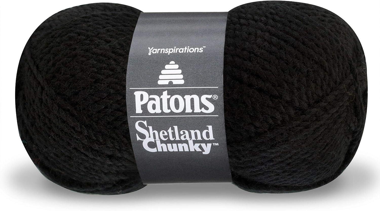 Aran Ovillo de Lana Gruesa Paton Shetland