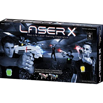 reliable Laser X Two Player Set