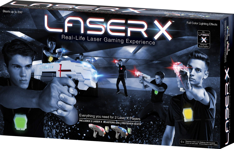 Laser X 88016 Two Player Laser Gaming Set by Laser X