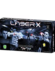 NSI Laser X-Real-Life Laser Gaming Experience-2 Laser X Players-AS SEEN ON TV!