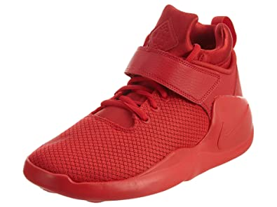 3453505e6ac7 ... discount code for nike boys kwazi gs basketball shoes action red action  red size 39938 08307 ...