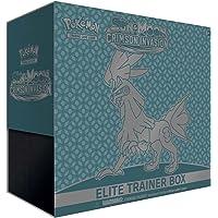 Pokemon Sun Moon Crimson Invasion Elite Trainer Box Collectible Cards
