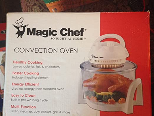 Amazon.com: Magic Chef Convection Oven: Convection Countertop Ovens: Kitchen & Dining