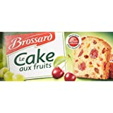 Brossard Cake aux Fruits 300 g