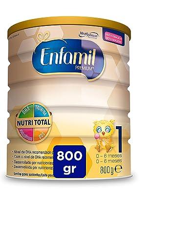 Enfamil Premium 1 - Leche infantil para lactantes bebés de 0 a 6 meses de edad