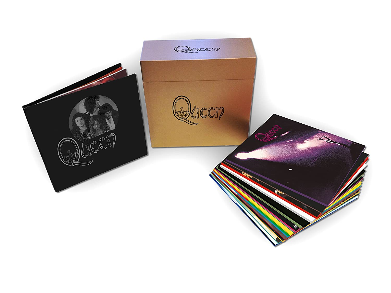 Complete Studio Album Vinyl Collection [Vinilo]