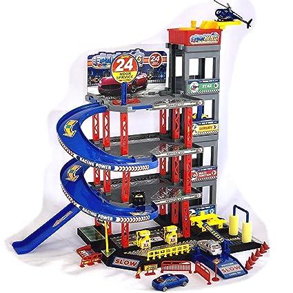 Park Garage juguete infantil para coche Garaje Aparcamiento ...