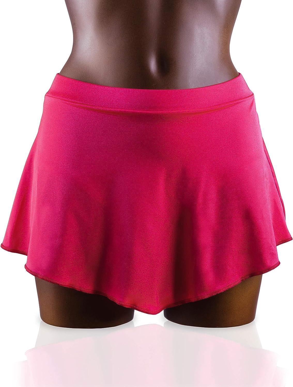 Gisi - Falda de Licra para Patinaje, 100% Fabricada en Italia ...