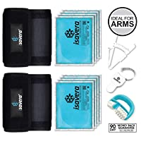 Isavera Arm 'Fat Freezing' System | Shaper Wraps for Less Flabby Looking Arms |...