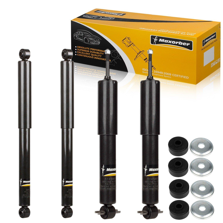 Amazon Maxorber Full Set of 4 Shocks Struts Absorber Kit