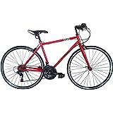 GOWAY(ゴーウェイ)クロスバイク 700c X 23cシマノ純正18段変速 前輪クイックリリース [並行輸入品]