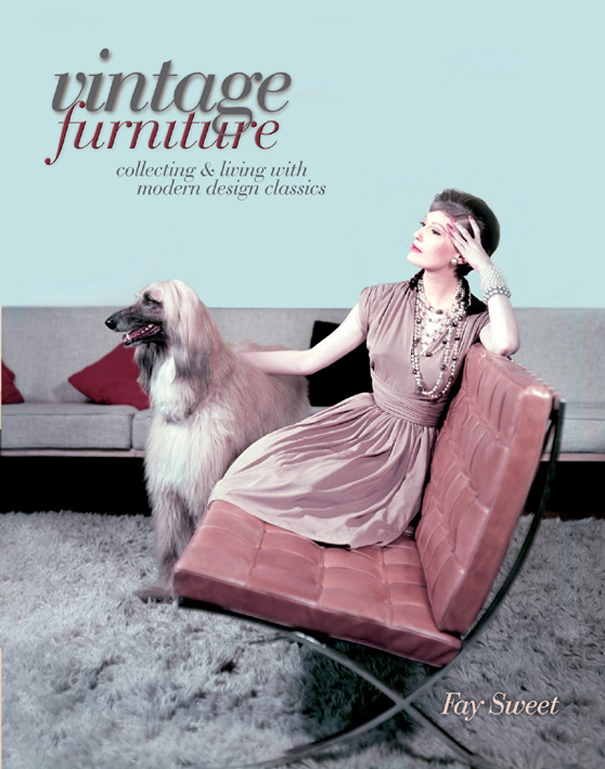 Download Vintage Furniture: Collecting & Living With Modern Design Classics pdf