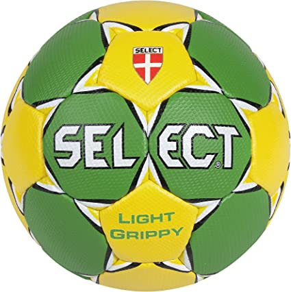 SELECT Handball Light Grippy - Astro Ball de fútbol, Color Verde ...