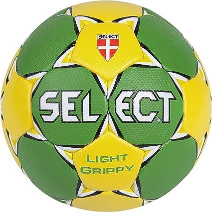 SELECT Handball Light Grippy - Astro Ball de fútbol, Color Verde ...