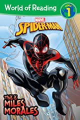 World of Reading: This is Miles Morales (World of Reading (eBook)) Kindle Edition