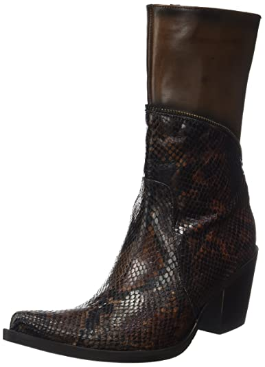 DONNA PIù Women's 9281 Enea Cowboy Boots Cheap Price Wholesale Discount Looking For Fast Delivery DdytbHcpW4