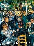 Impressionisten 2017 - Impressionists - Bildkalender (42 x 56) - Kunstkalender