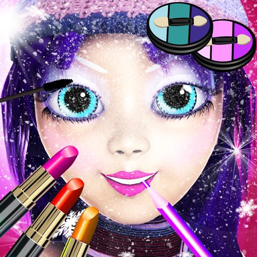 Ice Princess Salon Angela SPA (Free) (Best Virtual Hair Makeover)