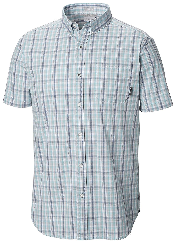 Columbia Mens Rapid Rivers Ii Short Sleeve Shirt