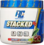 Ronnie Coleman 120 g Cherry Limeade Stacked N.O. Powder