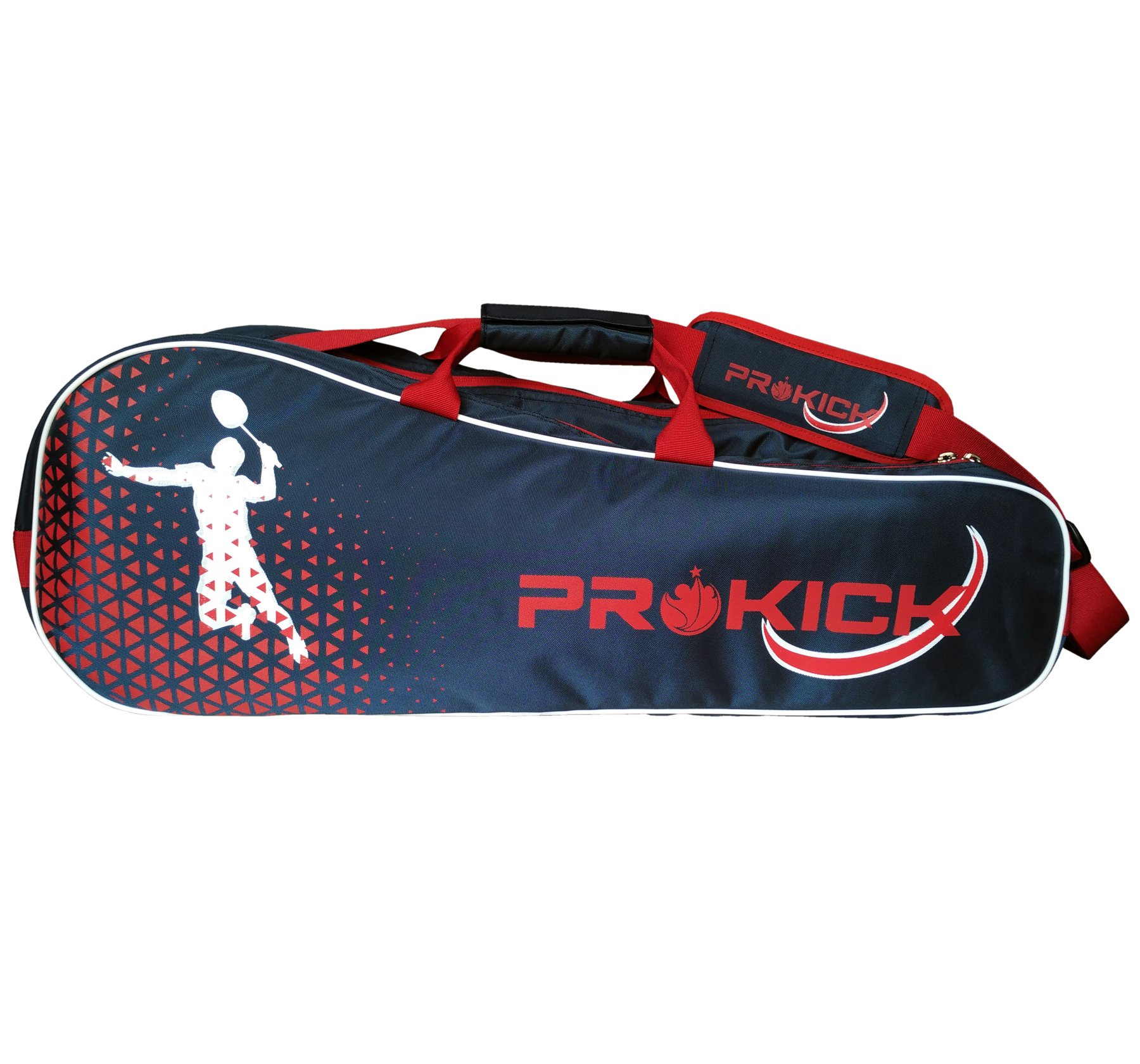 Prokick Badminton Kitbag with Double Zipper Compartments product image