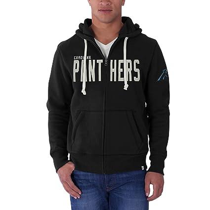 Amazon.com   NFL Carolina Panthers Men s  47 Brand Cross-Check Full ... 790901065